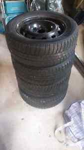 Winter tires for sale p225/55R16
