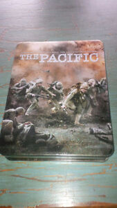 The Pacific WWII series from Spielberg, Hanks