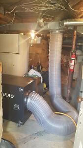 Nettoyage de conduits de ventilation résidentiel  et  commercial Saguenay Saguenay-Lac-Saint-Jean image 2