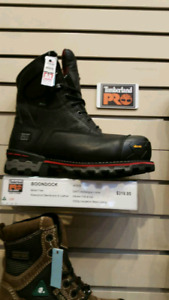 "Timberland 8"" Boondock Insulated Safety Boots"