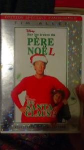 Film de sur Les Traces du Père Noël. The Santa Clause