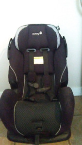 Safety first carseat