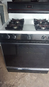 Gas stove 100.00,   30 inches wide Delivery available