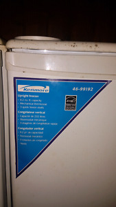fridge and freezer for sale. $325 each or both for $500