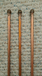 """Plumbing Supplies NEW Copper Risers 20"""" x 3/8"""" 50 only $250"""