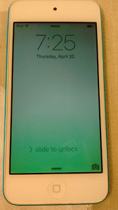16GB IPod Touch Model A1421 5th Generation