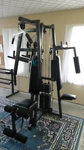 MuscleTech A-Body Multi-Station Gym - resistance machine