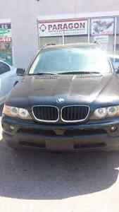 2004 BMW .x5 3.0.