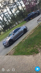 2008 Infiniti g37s Coupe (2 door) with only 36000 kms