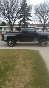 2008 Chevrolet GFX Pickup Truck Extended Cab