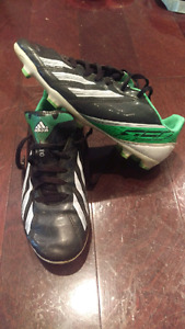 Adidas Soccer Cleats 4 Pairs