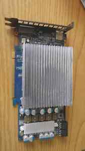 Nvidia GTS 250 Graphics Card - works perfect just needs fan Windsor Region Ontario image 1