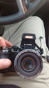 Brand new used ONCE Fujifilm Finepix S 4200