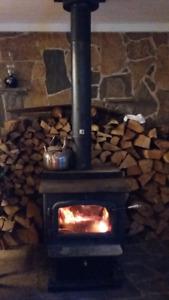 Heritage Wood-burning Stove