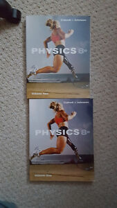 1st year physics textbooks