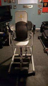Inversion table/ gravity chair