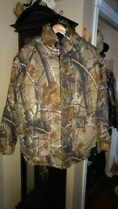 Mens camouflage jackets