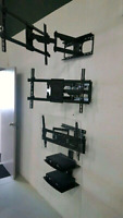 TV WALL MOUNT AND INSTALLATION SAME DAY SERVICE AVAILABLE