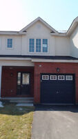 New 3 Bedroom Townhouse in Kanata for Rent Available April 01st