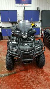 Suzuki king quad 700