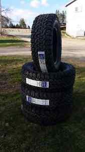 Brand New BFG KO2 Tires