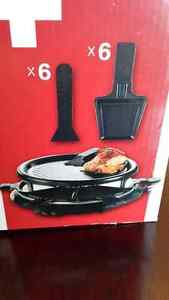 2-in-1 Grill & Raclette St. John's Newfoundland image 2