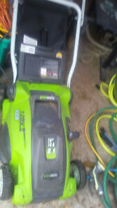 "16 "" Electric Lawnmower"