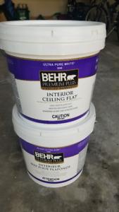 Behr Premium Plus Ultra Pure White Paint