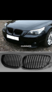 2008 BMW 5 series Black Grill NEW