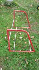 Wheel storage rack London Ontario image 2