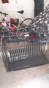 FOR SALE - extra large Kong dog cage