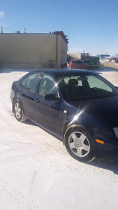 2004 jetta in great shape ! BC REGISTERED
