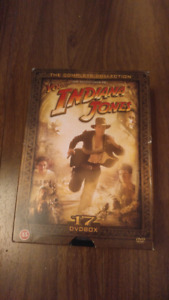 The adventures of young indiana jones (the complete collection)