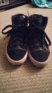 Girls Geox hightop shoes - size 29 (11)
