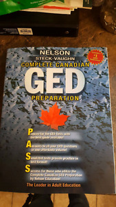 Brand new GED book