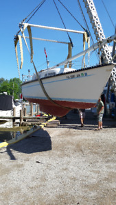 1974 T26 COLUMBIA SAILBOAT