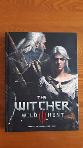 the witcher 3 complete edition collector's guide