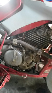 Looking for honda engine