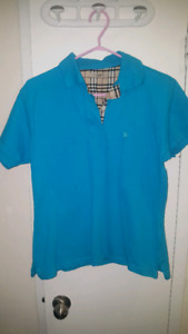 0d38538d Burberry Polo Shirt | Kijiji - Buy, Sell & Save with Canada's #1 ...