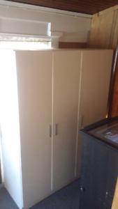 Ikea dombas wardrobe