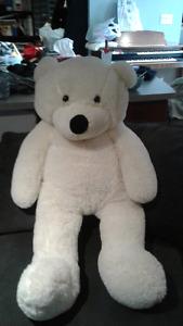 Giant 4' Teddy Bear $35