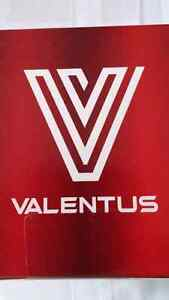 THE NEXT GENERATION  OF NUTRITION  IS VALENTUS