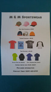 Custom Embroidery and Silk Screening London Ontario image 1