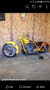 91 Harley for sale