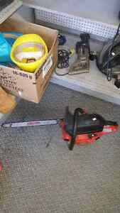 Dolmar chain saw