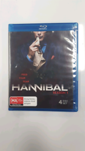 Hannibal Season 1 Blu-Ray DVD -JC149517