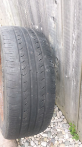 Tire r17 for 15$