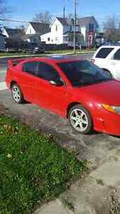 2006 Saturn redline supercharged new G forces and winters London Ontario image 2