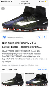 Superfly 5 cleats