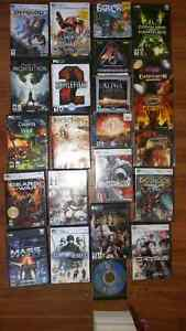 23 PC Video games